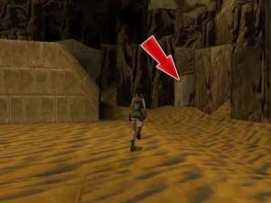 Tomb Raider 1 Level 12 Second Switch