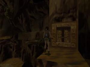 Tomb Raider 1 Level 12 Secret