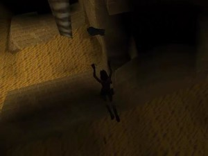 Tomb Raider 1 Level 12 Secret Uzis