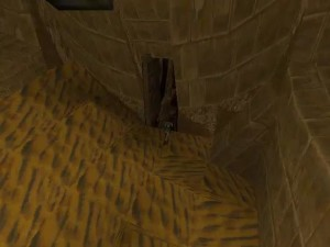 Tomb Raider 1 Level 12 Sphinx Door