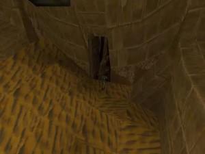 Tomb Raider 1 Level 12 Sphinx Door
