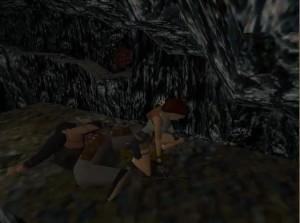 Tomb Raider 1 Level 13 Cowboy