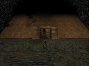 Tomb Raider 1 Level 13 Pyramid
