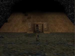 Tomb Raider 1 Level 13 Pyramid