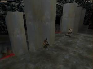 Tomb Raider 1 Level 13 Skate Kid