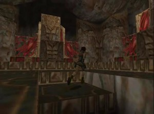 Tomb Raider 1 Level 14 Throne Room