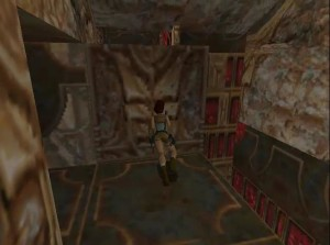 Tomb Raider 1 Level 15 Block Puzzle