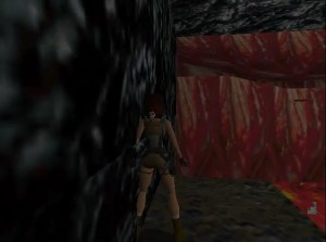 Tomb Raider 1 Level 15 Dart Trap