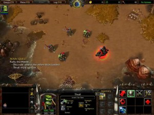 Warcraft 3 Reign of Chaos Orc Chapter 1 Pic 1