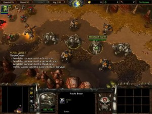 Warcraft 3 Reign of Chaos Orc Chapter 2 Pic 1