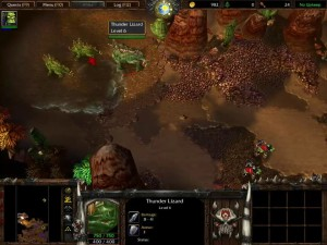Warcraft 3 Reign of Chaos Orc Chapter 2 Pic 2