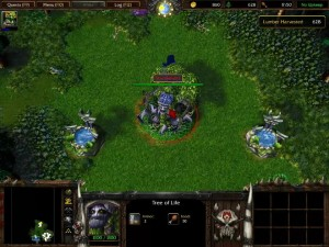 Warcraft 3 Reign of Chaos Orc Chapter 4 Pic 1
