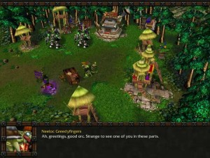 Warcraft 3 Reign of Chaos Orc Chapter 4 Pic 2