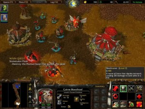 Warcraft 3 Reign of Chaos Orc Chapter 6 Pic 1