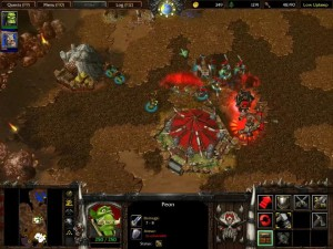 Warcraft 3 Reign of Chaos Orc Chapter 6 Pic 2