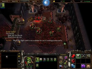 Warcraft 3 Reign of Chaos Orc Chapter 7 Pic 1