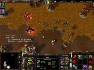 Warcraft 3 Reign of Chaos Orc Chapter 8 Pic 1
