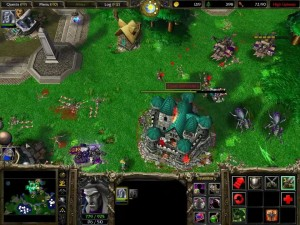 Warcraft 3 Reign of Chaos Undead Chapter 4_2