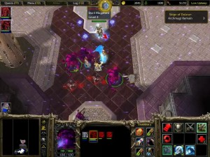 Warcraft 3 Reign of Chaos Undead Chapter 7_1