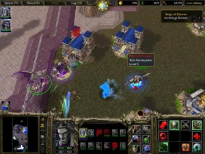 Warcraft 3 Reign of Chaos Undead Chapter 7_2