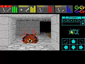 Dungeon Master HD Part 8 Rock Pile