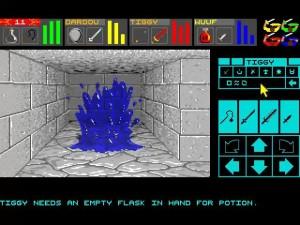 Dungeon Master Level 11 Water Elemental