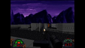 Dark Forces Mission 2 Bridge