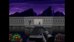 Dark Forces Mission 2 Platform