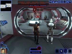 Endar Spire Droid