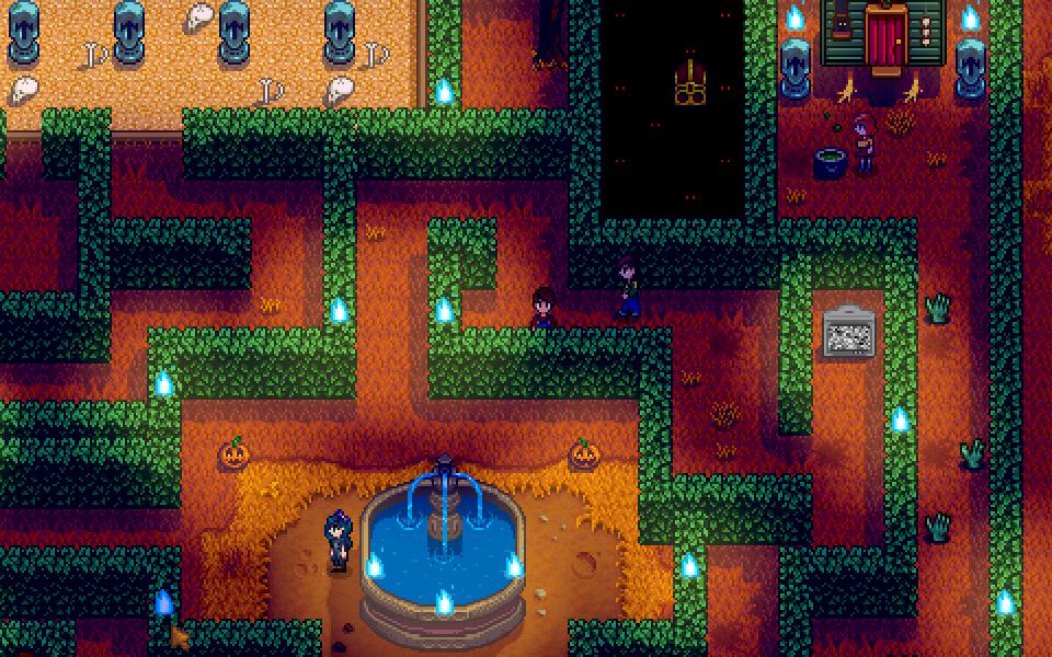 Haunted Maze - Gamer Walkthroughs