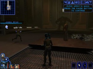 Knights of the Old Republic Taris - Rancor