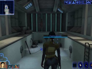 Knights of the Old Republic Taris - Vulkar Pool