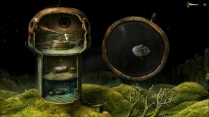 Samorost 3 Part 1 Observatory