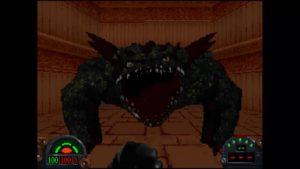 Dark Forces Mission 10 Kell Dragon