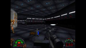Dark Forces Mission 12 Blue Key