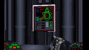 Dark Forces Mission 12 Control Switch