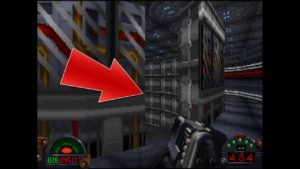 Dark Forces Mission 12 Secret
