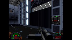 Dark Forces Mission 13 Large Doors