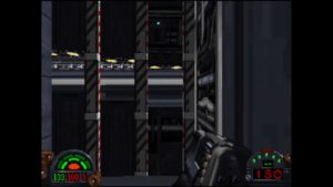 Dark Forces Mission 14 Jump Across