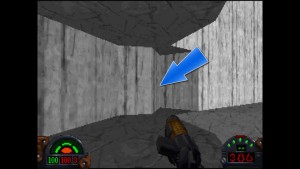 Dark Forces Mission 4 Secret 1