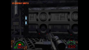 Dark Forces Mission 7 Docking Bay Door