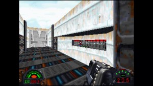 Dark Forces Mission 8 Conveyor Door