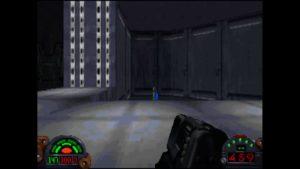 Dark Forces Mission 9 Blue Key