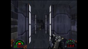 Dark Forces Mission 9 Force Field Room