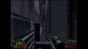 Dark Forces Mission 9 Hidden Button