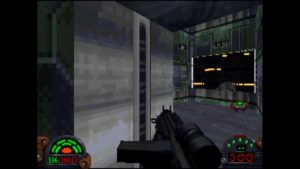 Dark Forces Mission 9 Sky City