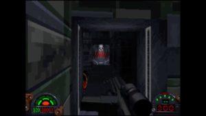 Dark Forces Mission 9 Walkway