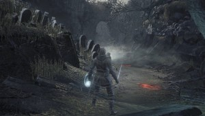 Dark Souls 3 Cemetary of Ash