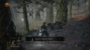 Dark Souls 3 Crucifixion Woods