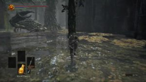 Dark Souls 3 Crucifixion Woods Giant Crab